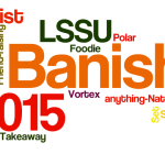 Banished Words for 2015