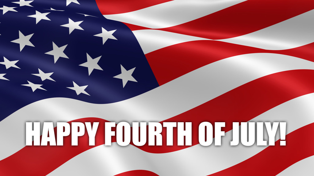 Happy 4th July