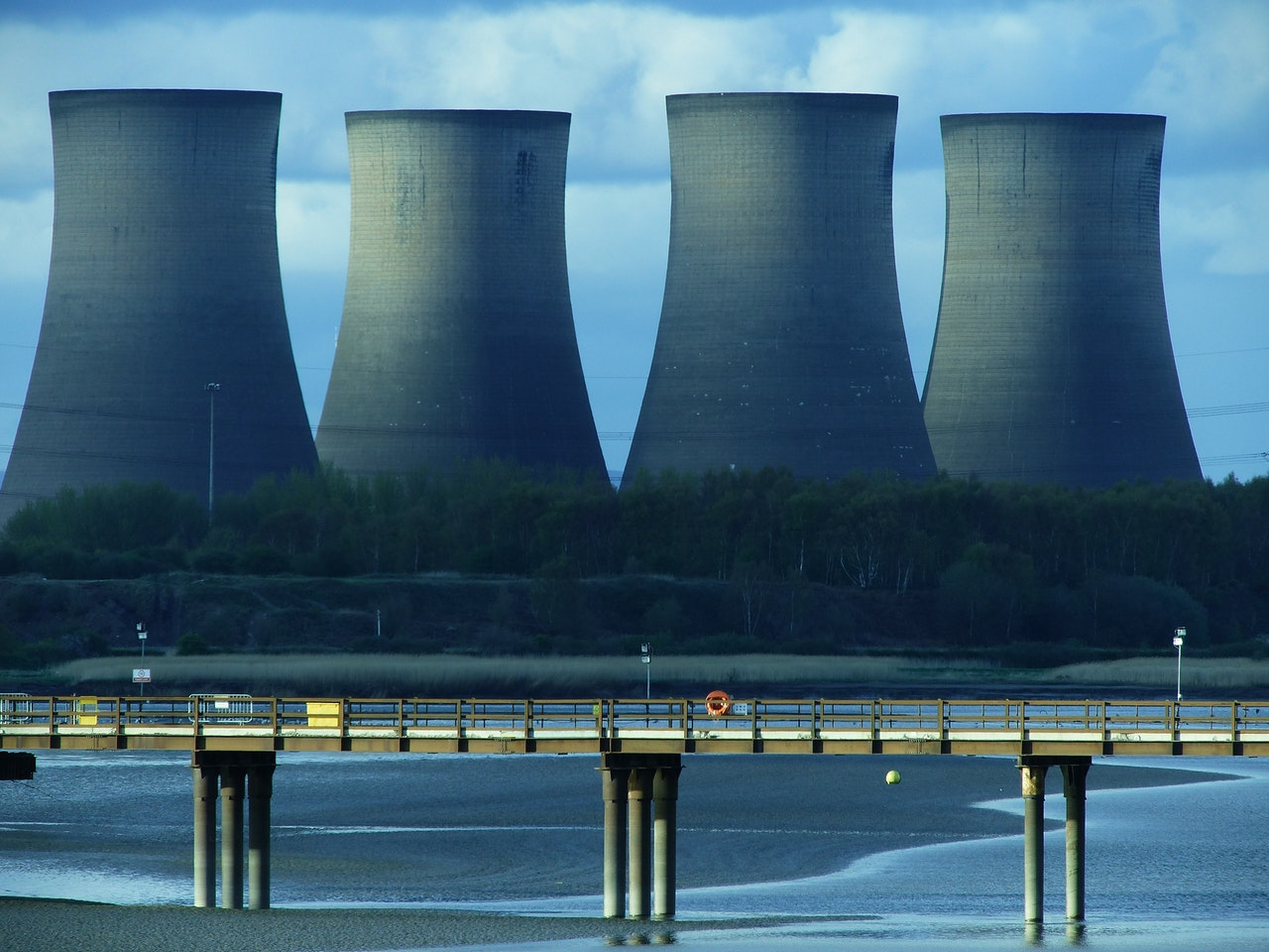 Fear of using nuclear energy might be contributing to global warming
